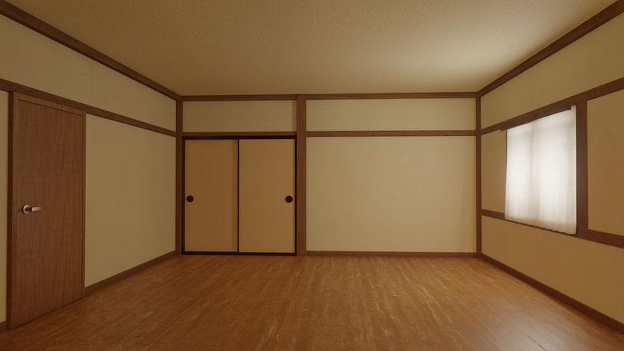 Japanese Room Remake