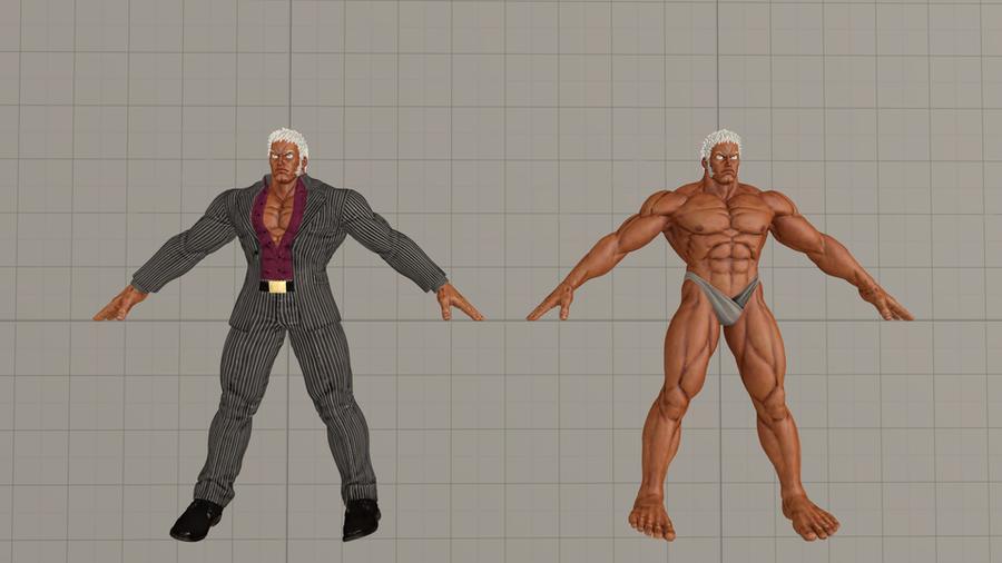 Street Fighter - Urien
