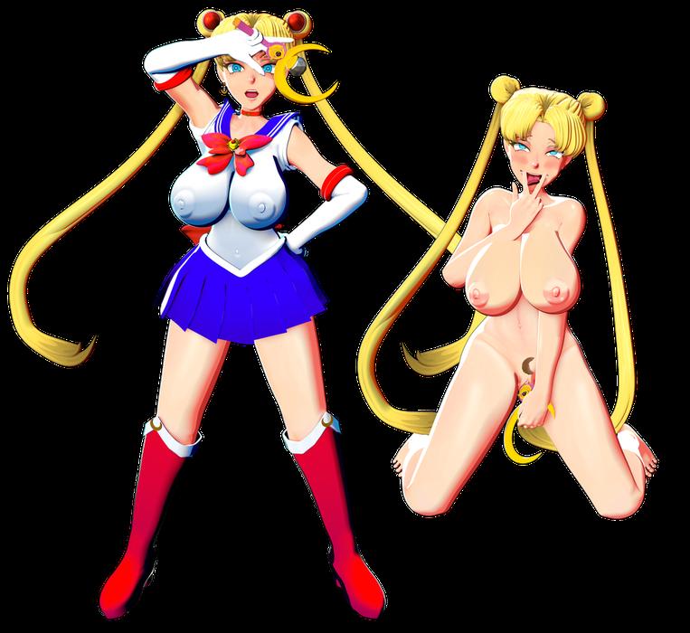 Sailor Moon - Usagi Tsukino - Mizuryu Kei Version