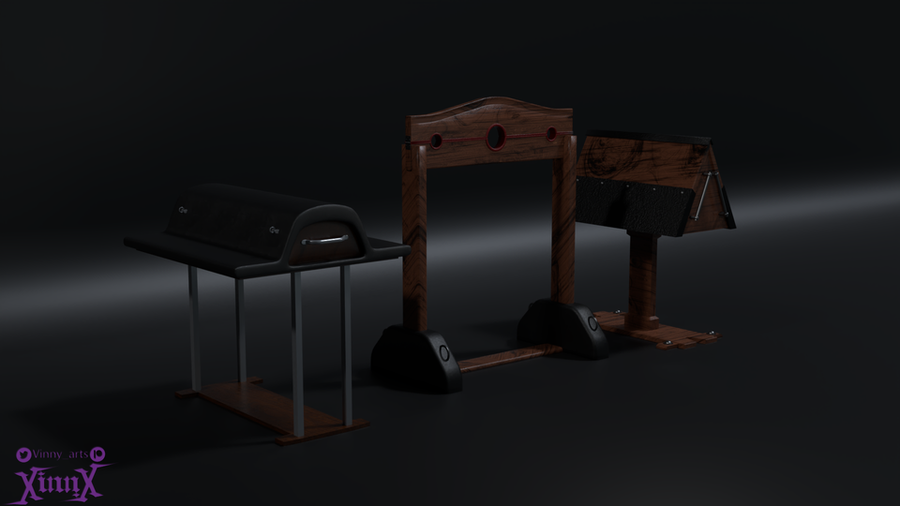BDSM Furniture Collection
