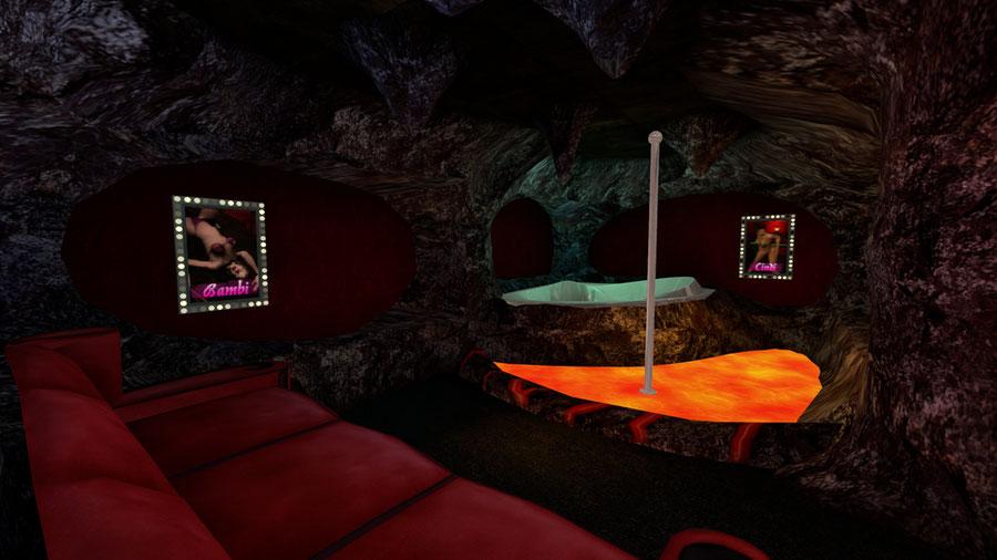 Vesuvius Nightclub (Vampire: The Masquerade – Bloodlines)