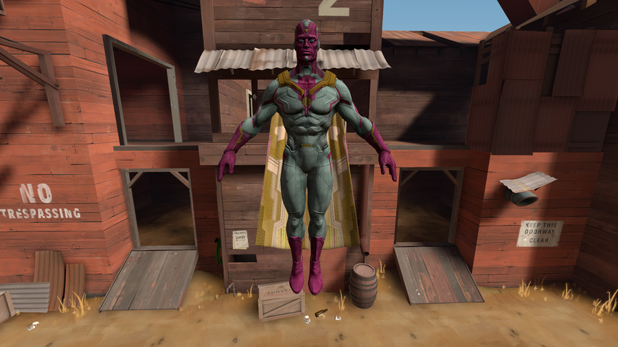 Vision (age of ultron)