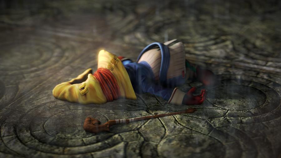 Final Fantasy 9 Vivi Ornitier