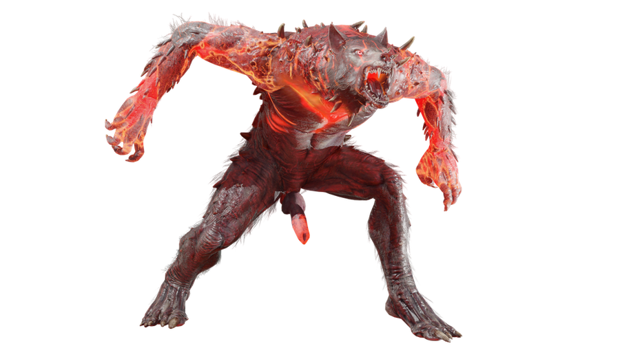 Wulver (God of War 4)