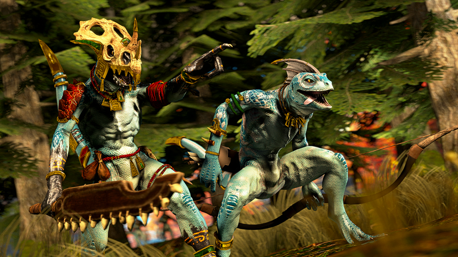 Skinks (Total War: Warhammer 2)
