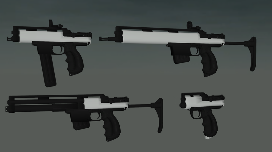 Weapons (Haydee 2)