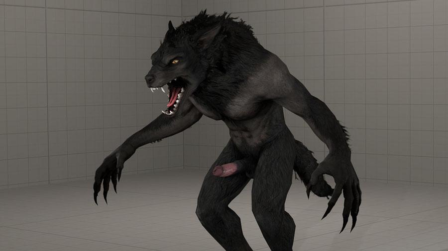 Werewolf [18+ Edition] - HD Retexture
