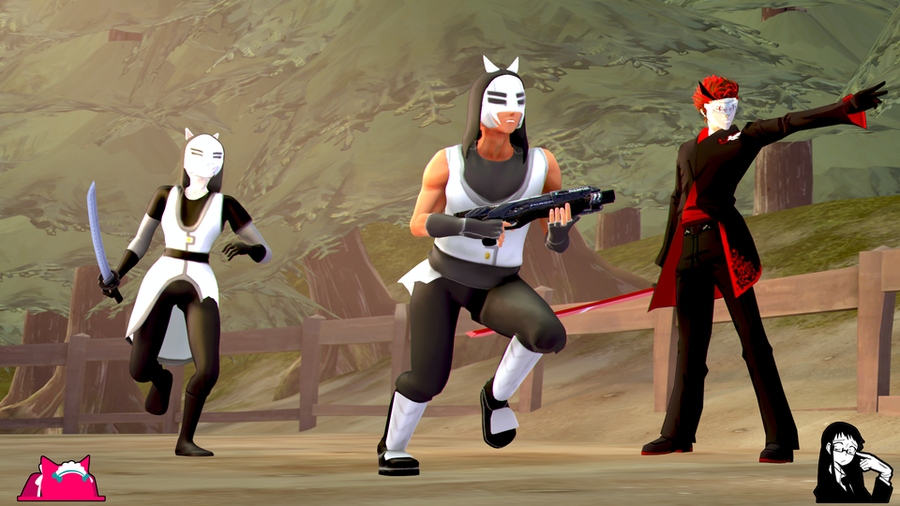 Rwby: White Fang Pack