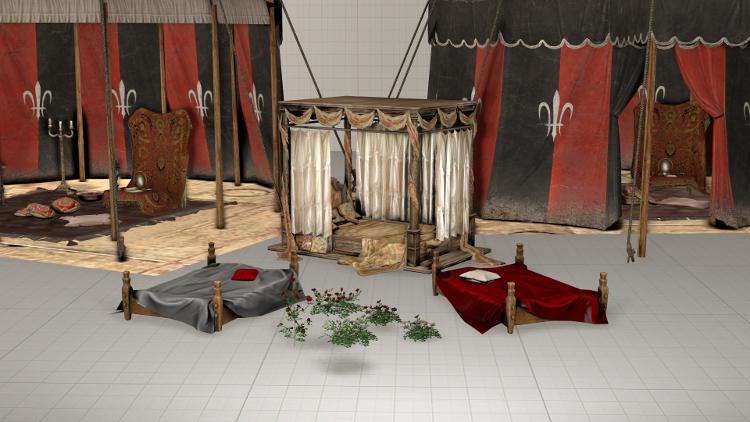 Witcher 2 Props