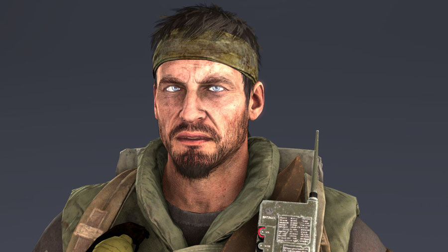 [ Call of Duty: Black Ops 4 ] Frank Woods