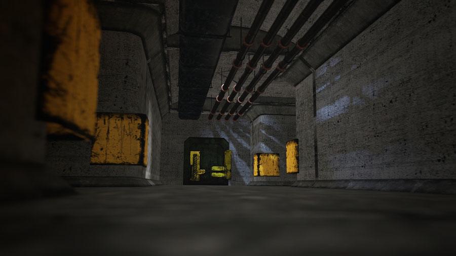 Halo 3 - Crow's Nest Hallway