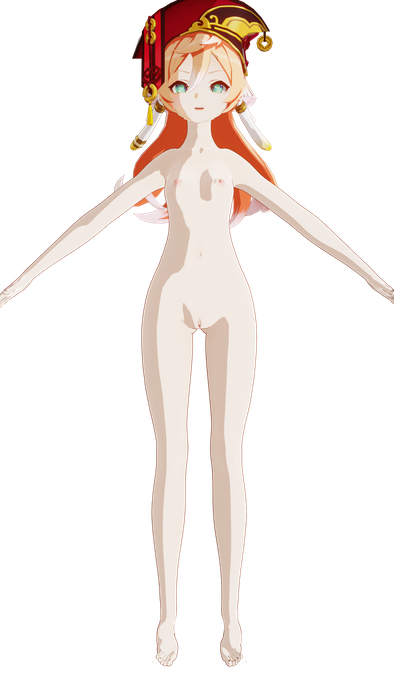 Yanfei [Genshin Impact] V 1.0