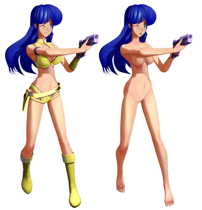 Yuri - Dirty Pair