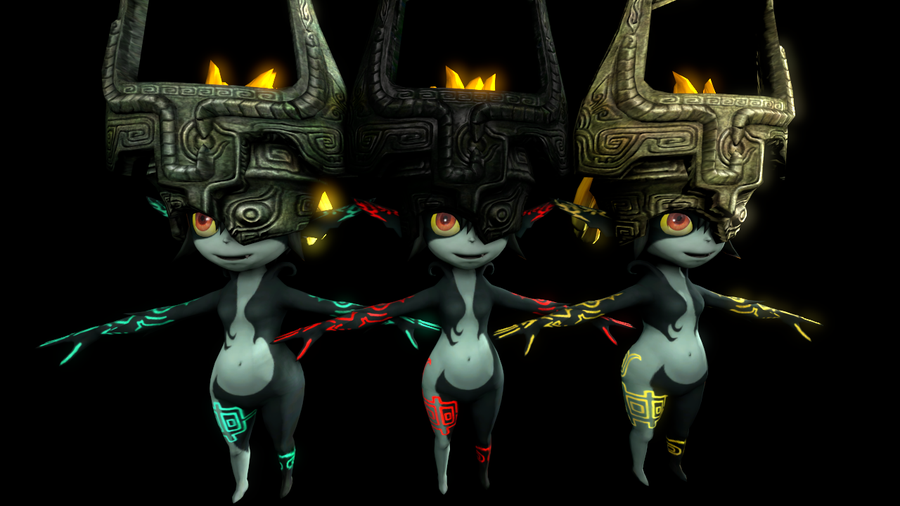 [Hyrule Warriors] Imp Midna