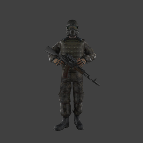 Thumbnail image for Metro 2033: Ranger