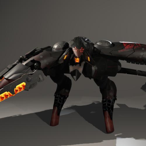 Thumbnail image for Metal-Gear Rising: Desperado RAY