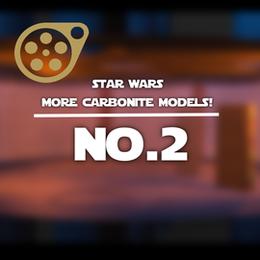 (SFM Star Wars) More Star Wars Carbonite Models