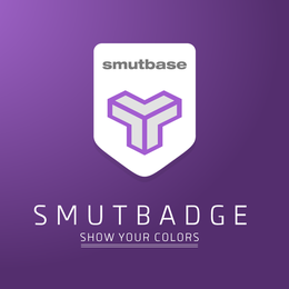 Smutbadge - for your content
