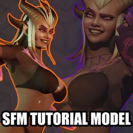 """Making SFM models"" Tutorial files"
