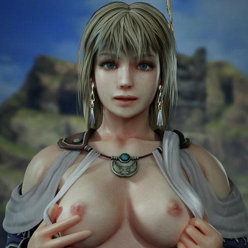 Thumbnail image for hantzgruber's Sophitia Alexandra - Soulcalibur