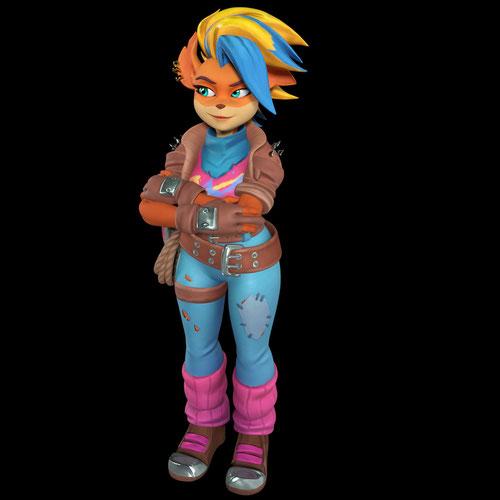 Thumbnail image for Tawna (crash bandicoot 4)