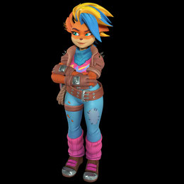 Tawna (crash bandicoot 4)