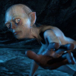 Gollum *Middle-earth Shadow of Mordor* (EYES FIXED!)