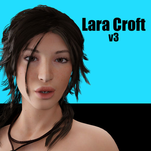 Thumbnail image for Lara Croft v3.0