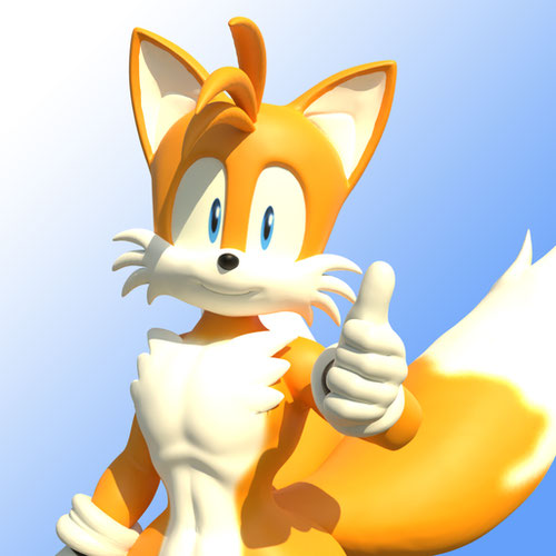 """Thumbnail image for Miles """"Tails"""" Prower [V1 & V2 Revisions]"""