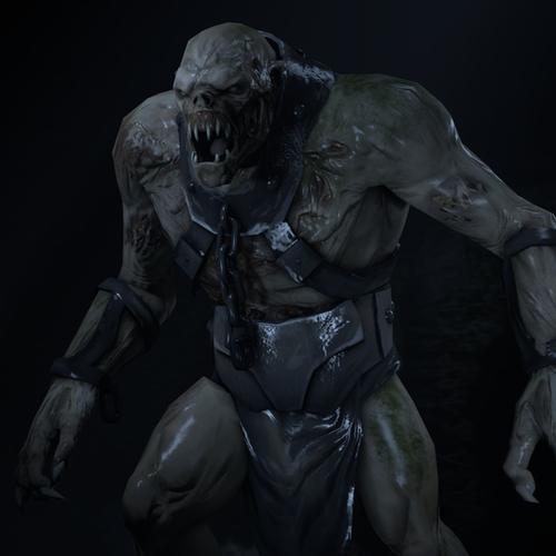 Thumbnail image for Yeti Thrall (Tomb Raider : Underworld)