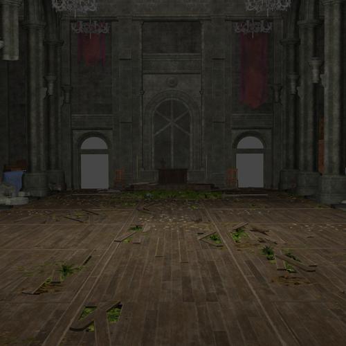 Thumbnail image for Church Interior Final Fantasy 7 Remake