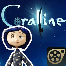 Coraline and Wybie