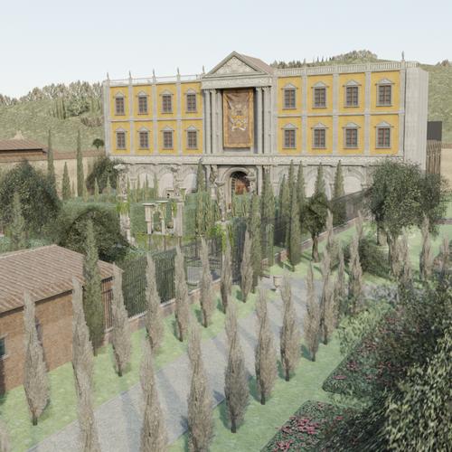Thumbnail image for Belriguardo Palace