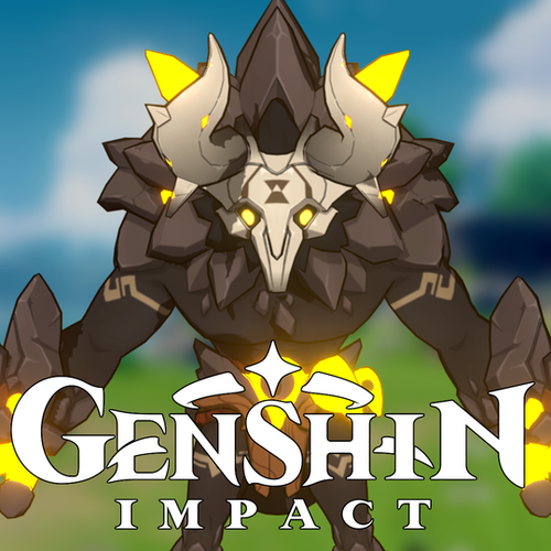 Thumbnail image for Lawachurl Geo ( Genshin Impact )