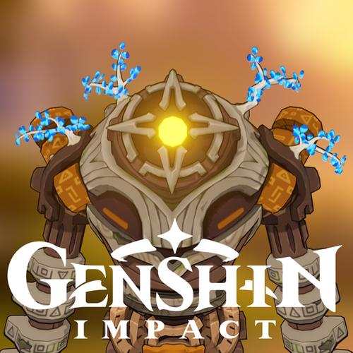 Thumbnail image for Ruin Guard ( Genshin Impact )