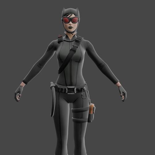 Thumbnail image for Catwoman Batman The Telltale Series
