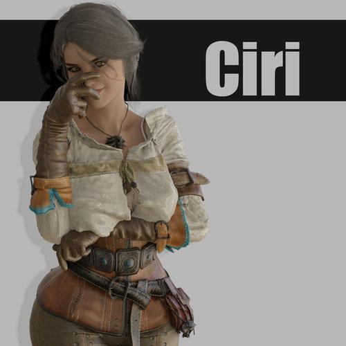 Thumbnail image for Ciri