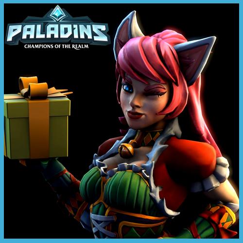Thumbnail image for Paladins - Maeve Merrymaker (Enhanced)