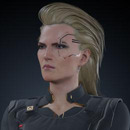 Meredith Stout - Cyberpunk 2077