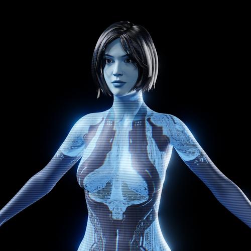 Thumbnail image for Halo 4 - Cortana (Full NSFW)