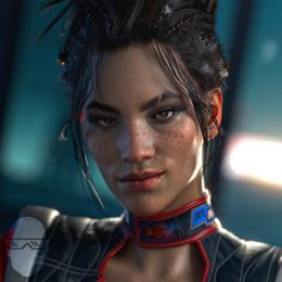 Cyberpunk 2077 - Panam Palmer