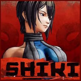 Shiki - Samurai Shodown 2019
