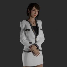 Saeko Mukoda (Yakuza LAD)