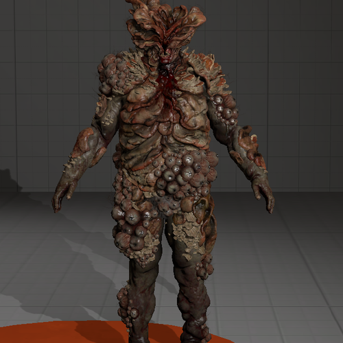 Thumbnail image for [TLOU2] Bloater SFW