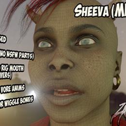 Sheeva (MK11_