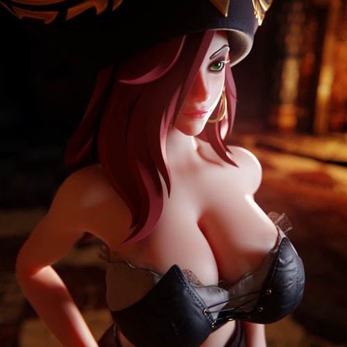 Thumbnail image for Miss Fortune
