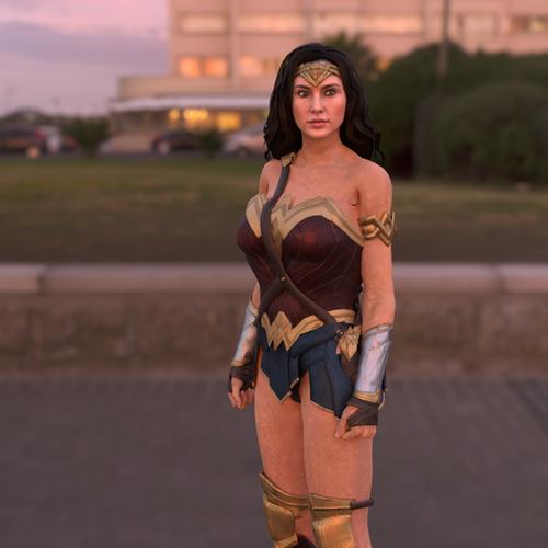 Thumbnail image for Wonder Woman (DCU)