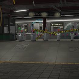 Splatoon 2 OE Departure Station