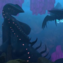 Shadow leviathan (subnautica below zero)