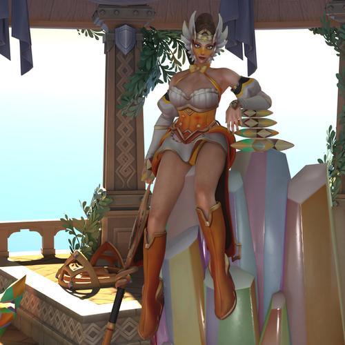 Thumbnail image for Inara Paladins champions of realm